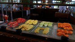 レギャンビーチホテル朝食会場とお部屋編の画像10
