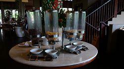 レギャンビーチホテル朝食会場とお部屋編の画像11