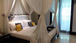 レギャンビーチホテル朝食会場とお部屋編の画像15