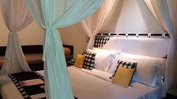 レギャンビーチホテル朝食会場とお部屋編の画像16