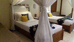 レギャンビーチホテル朝食会場とお部屋編の画像22