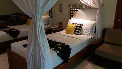 レギャンビーチホテル朝食会場とお部屋編の画像23