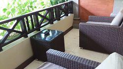 レギャンビーチホテル朝食会場とお部屋編の画像26