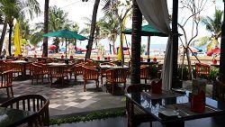 レギャンビーチホテル朝食会場とお部屋編の画像4