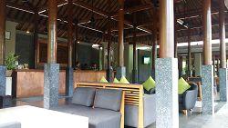 レギャンビーチホテル朝食会場とお部屋編の画像5