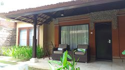 レギャンビーチホテル朝食会場とお部屋編の画像68