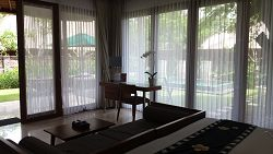 レギャンビーチホテル朝食会場とお部屋編の画像89