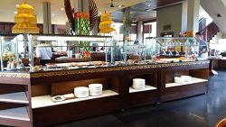 レギャンビーチホテル朝食会場とお部屋編の画像9