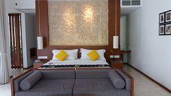 レギャンビーチホテル朝食会場とお部屋編の画像90