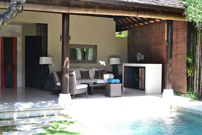 ヴィラアイルバリ ガーデンプールヴィラ・2ベッドルーム プール-2