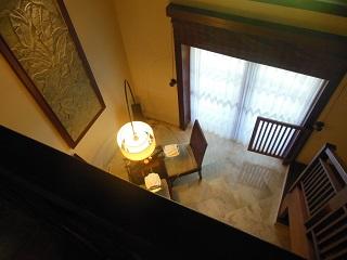 メリアバリ ファミリールーム 2階