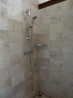 ロイヤルピタマハ 『デラックスヴィラ』 バスルーム シャワーブース