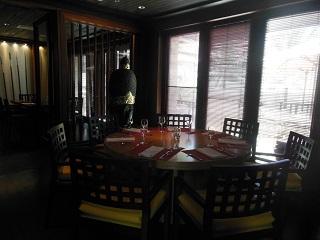 コンラッドバリ スパイス・レストラン