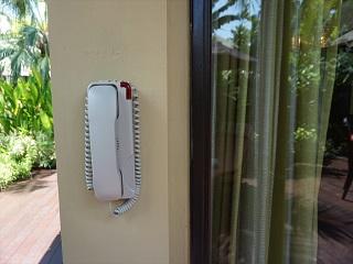 ザ・セントレジス バリ リゾート 1ベッドルームラグーンヴィラ 電話