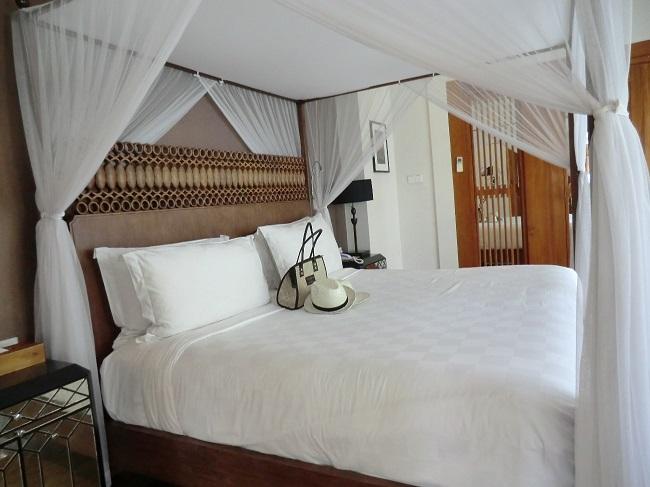 ザ・サマヤ 1ベッドルームロイヤルパビリオンヴィラ ベッドルーム