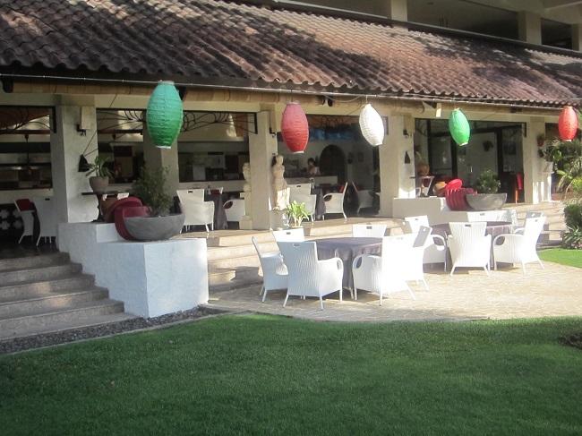 ディスカバリー・カルティカ プラザ ホテル レストラン