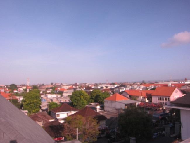 フェイブホテル・クタ・カルティカプラザ 眺望