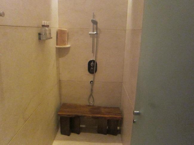 リッツカールトンバリ スパ シャワールーム