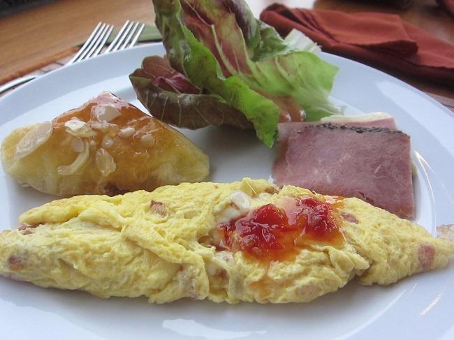 ロイヤルピタマハ 朝食