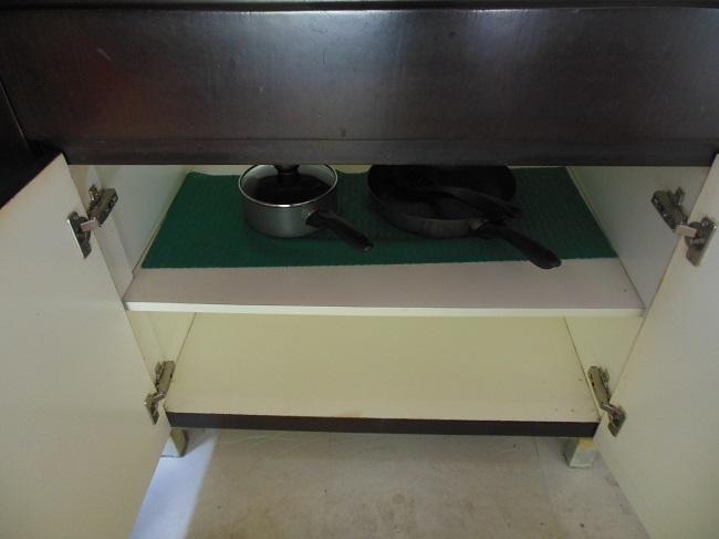 アラヤデダウンクタ プライベートプール付1ベッドルームヴィラ お鍋やフライパン