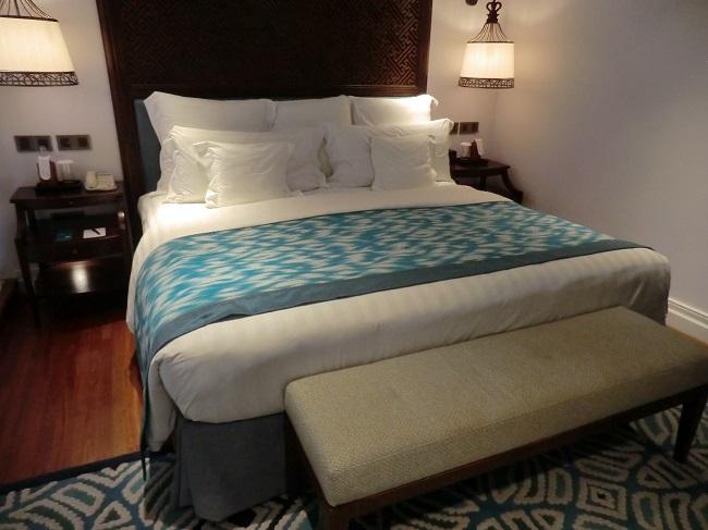 インターコンチネンタル・バリ・リゾート デュプレックススイート ベッドルーム
