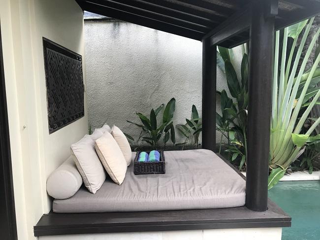 ヴィラ アイルバリ ブティック リゾート プライベートプール付き1ベッドルームヴィラ ガセボ