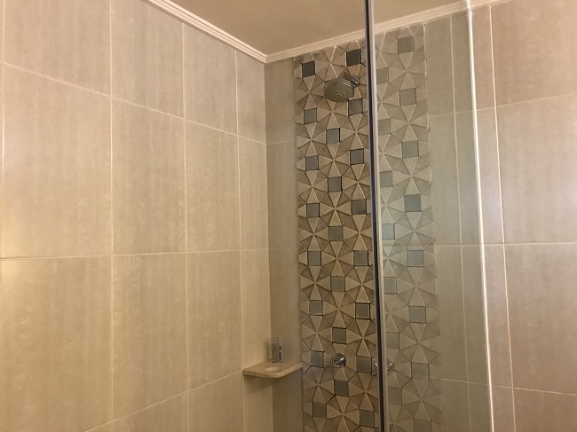 バリ・マンディラ・ビーチ・リゾート デラックススクラブ バスルーム