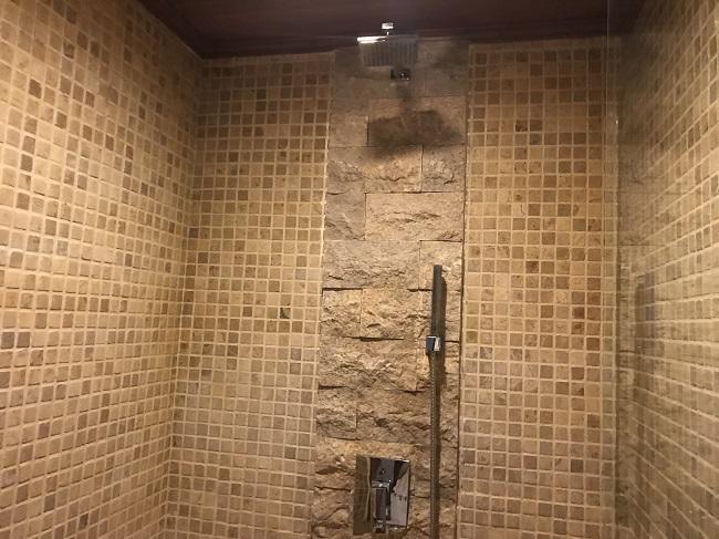 メリアバリ ガーデンヴィラ シャワー